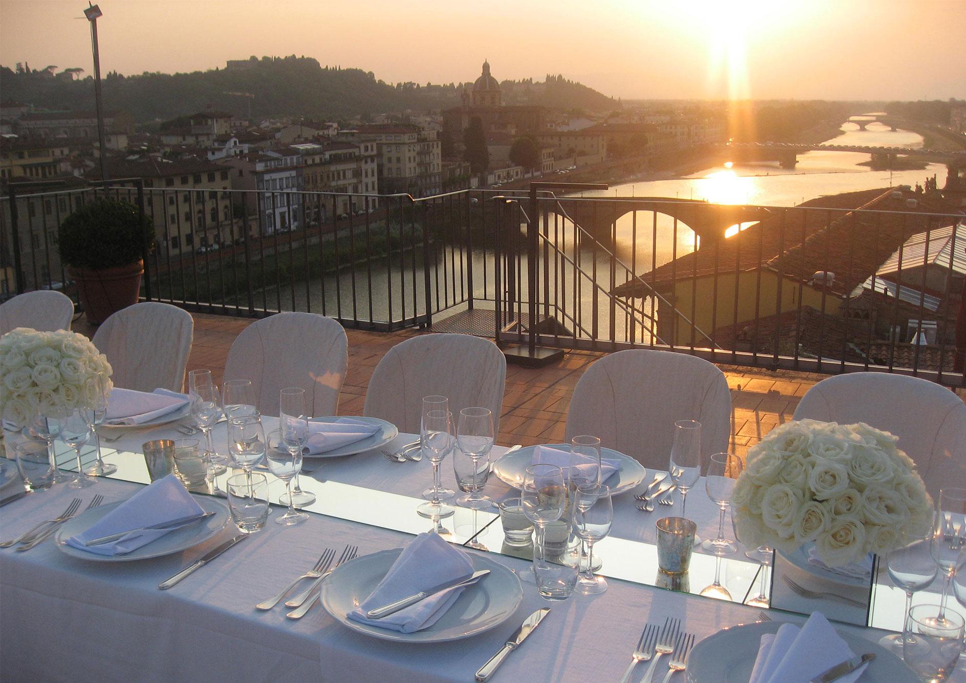 Weddings In Florence Antica Torre Di Via Tornabuoni 1