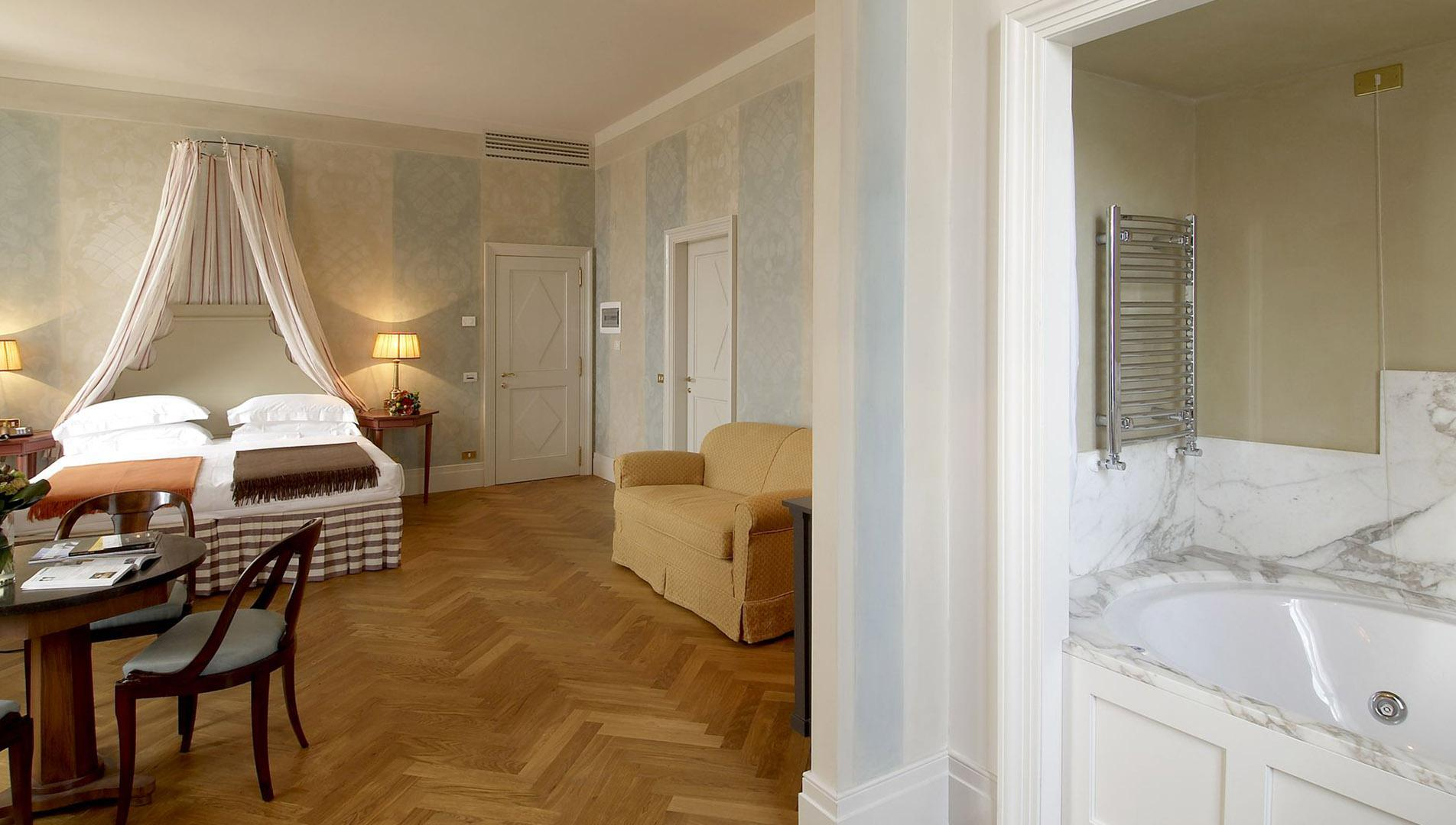 Charming Hotel Antica Torre - romantic suite