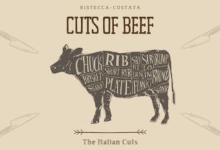 Bistecca alla fiorentina and costata