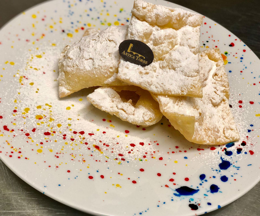 The history of the Carnival Cenci