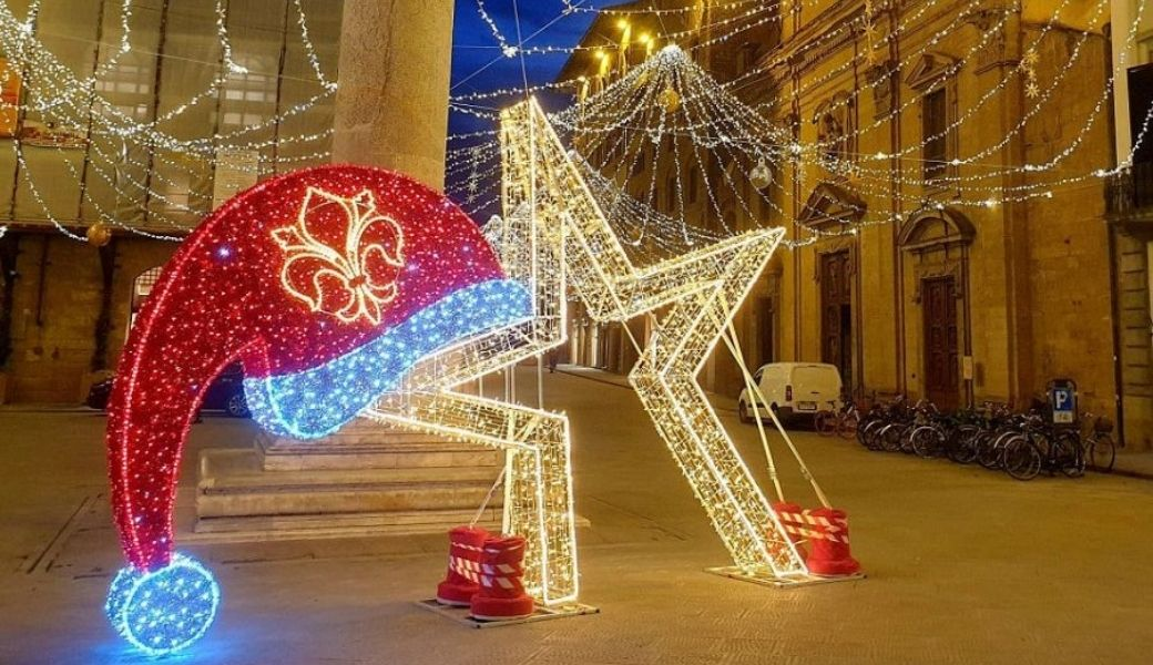 "We wish you a Merry ""Italian"" Christmas"