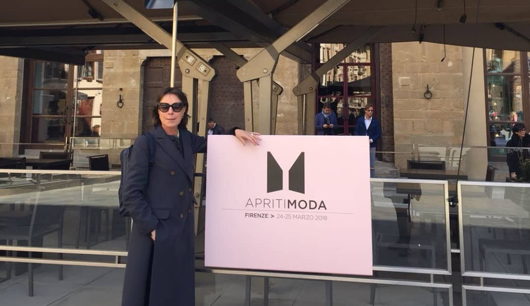 ApritiModa 2020: An exclusive interview with its creator, Cinzia Sasso