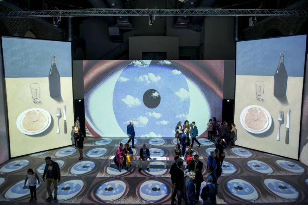 Mostra: Inside Magritte