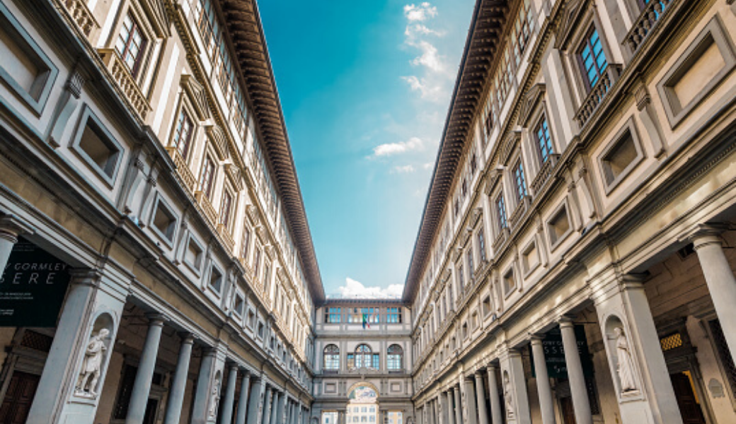 The Florentine museums are open again!