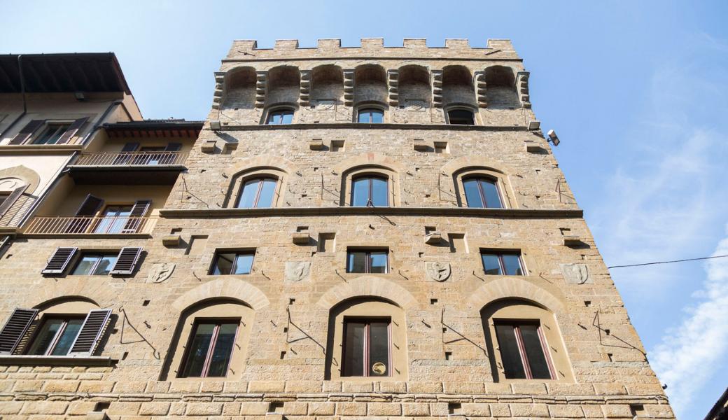 Pensione Piccioli: Il passato dell'Antica Torre Tornabuoni