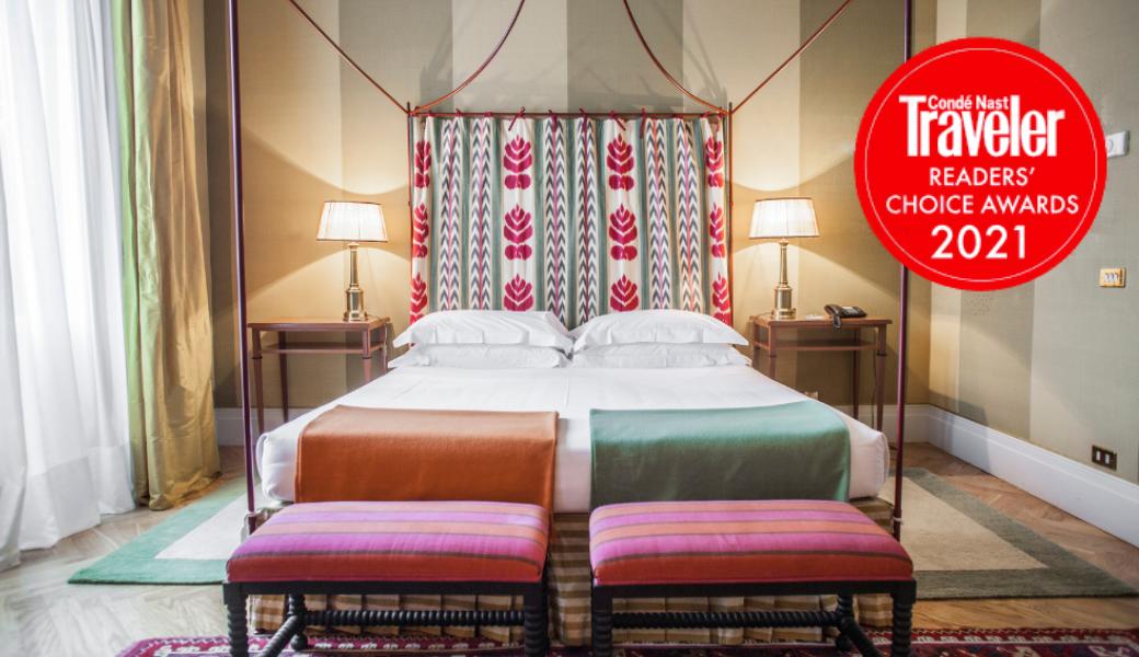 TOP TEN hotels in Florence