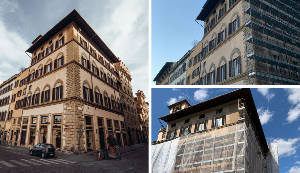 Restoration Antica Torre Tornabuoni