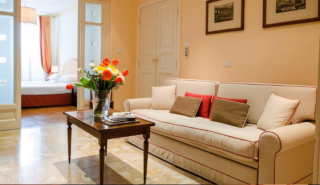 Apartment Location Ponte Santa Trinita