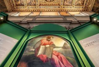 Bronzino e il sommo poeta