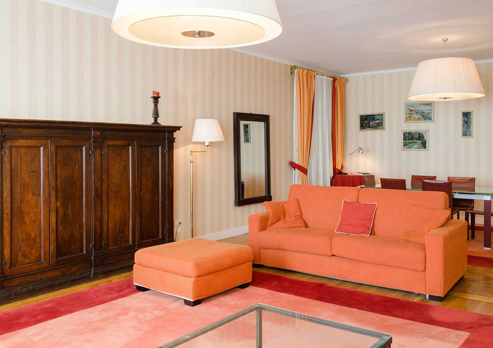 luxury hotel in florence apartment