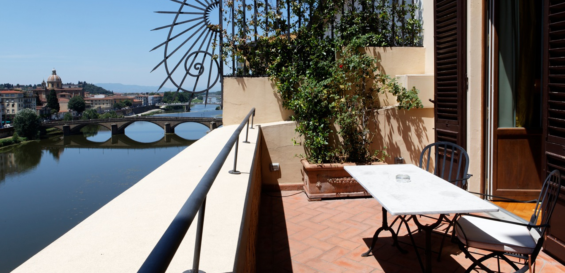 Suite Panoramic - Antica Torre di Via Tornabuoni 1