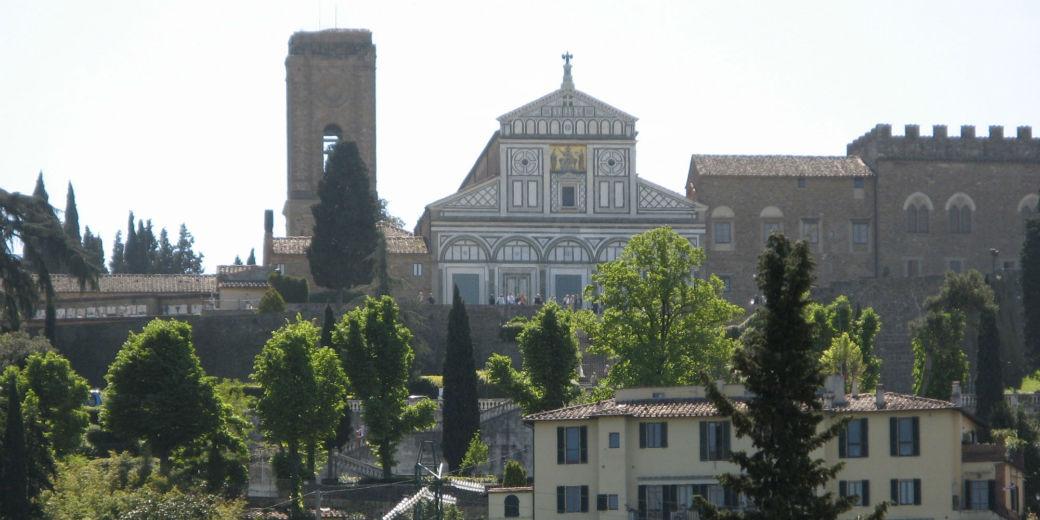 1000 years of San Miniato al Monte