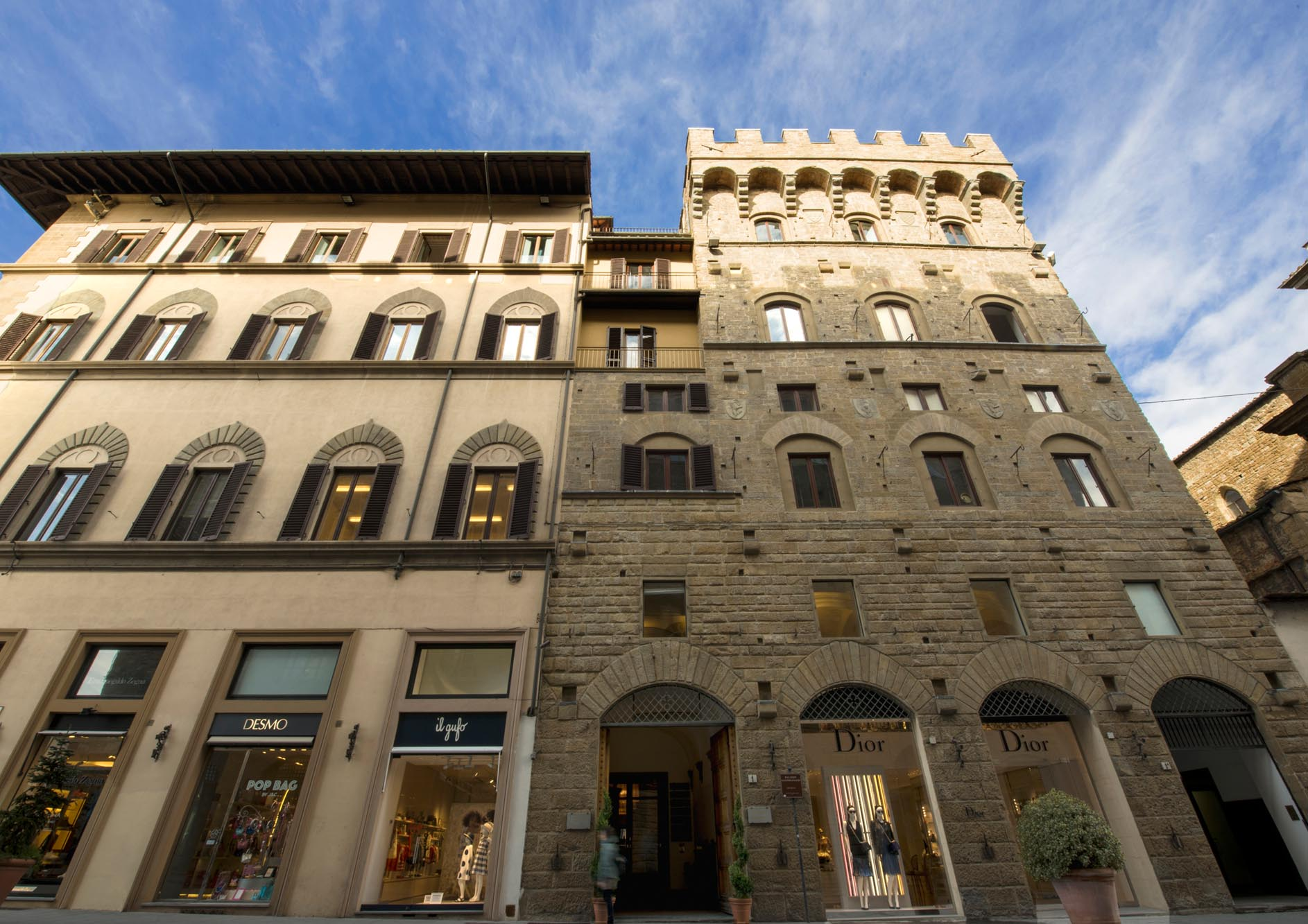 luxury hotel in florence - the tower