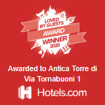 Loved by Guests 2020 Hotels.com Award